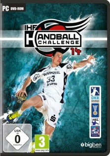 IHF Handball Challange 14 2014 PC Computer Sport Spiel DVD-ROM Deutsche Version