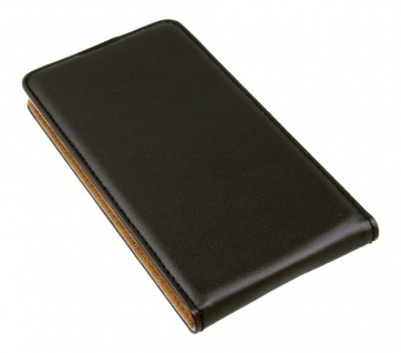 Patona Flip Case Klapp-Tasche Hülle Cover für Alcatel One-Touch Idol 2 OT-6037