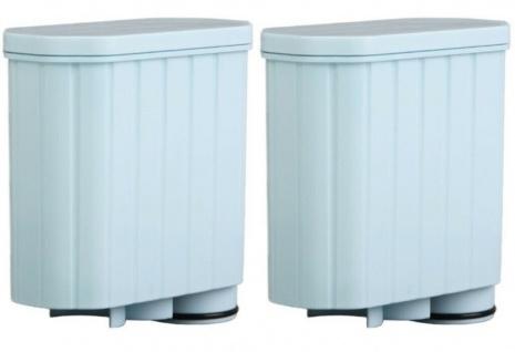 2x Wasserfilter Kaffeevollautomat für Philips Saeco Aqua Clean CA6903 2790000869
