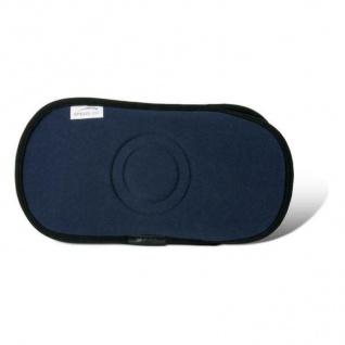 Speedlink Neopren Tasche Schutz-Hülle Etui blau für PSP Slim&Lite Fat Street etc