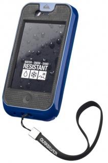 Quiksilver Wasserdichtes Hard-Case IPX7 Schutz-Hülle Box für Apple iPhone 4/4s