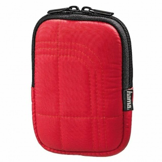 Hama Kamera-Tasche rot für Casio Exilim EX Z90 Z80 Z75 S10 Z12 S200 S880 S770 S1