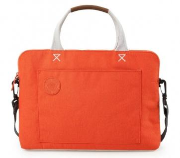 """Golla Slim Sleeve Orange Notebook-Tasche Case Schutz-Hülle 13, 3"""" 13, 5"""" 14"""" 14, 1"""