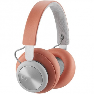 B&O Play by Bang & Olufsen Beoplay H4 Tangerine Grey Bluetooth Headset Kopfhörer