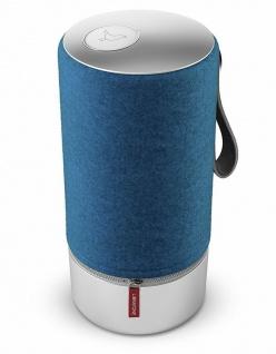 Libratone Zipp Speaker Cover Wool Icy Blue Blau Lautsprecher-Bezug Boxen Stoff