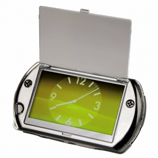Hama Hardcase Box Tasche Aufbewahrung Etui für Sony PSP GO Konsole N-1000 N-1004