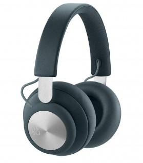 B&O Play by Bang & Olufsen Beoplay H4 Steel Blue Bluetooth Headset Kopfhörer