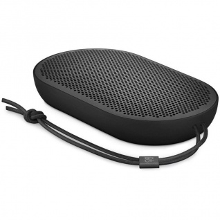 B&O Play by BANG & Olufsen Beoplay P2 Black Bluetooth Lautsprecher Touch Boxen