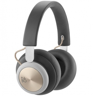 B&O Play by Bang & Olufsen Beoplay H4 Charcoal Grey Bluetooth Headset Kopfhörer