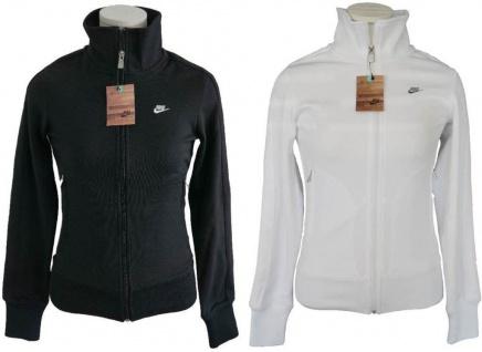 Nike THE N98 Damen Trainingsjacke SlimFit XS - XL Sport Sweat-Jacke Jacket Pulli