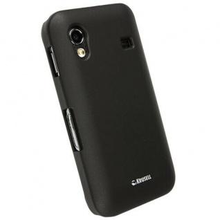Krusell Cover Case Tasche für Samsung Galaxy Ace 1 S5830 Hülle Hardcover Box Bag