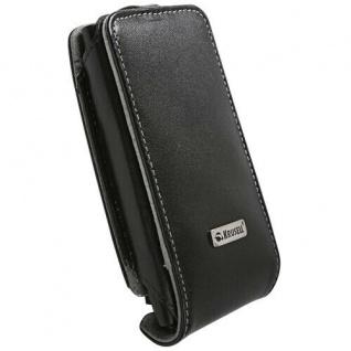 Krusell Flip Case Handy-Tasche für Nokia N9 Etui Bag Schutz-Hülle Klapp-Tasche