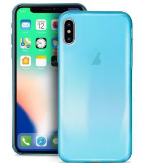 Puro Ultra Slim 0.3 Nude Cover TPU Case Schutz-Hülle Klar für Apple iPhone X Xs