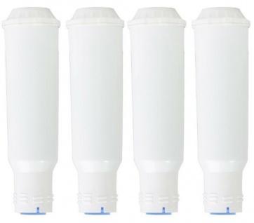 4x Pack Wasserfilter Kaffeevollautomat für Claris Krups F088 F08801 Niviona Neff