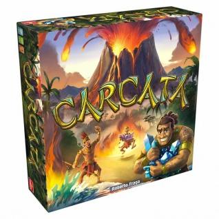 Goliath Carcata Gesellschaftsspiel Brett-Spiel für Familie & Kinder 2-4 Spieler