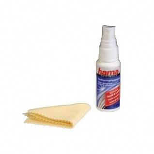 Hama Nano Textil Versiegelung Spray 25ml + Tuch Imprägnierung Imprägnier-Mittel