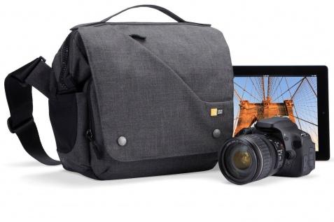 Case Logic Messenger Bag Profi Kamera-Tasche Hülle für iPad DSLR SLR + Zubehör