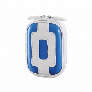 Hama Hardcase Kamera-Tasche Candy 40G Blau universal Case Etui Foto-Tasche Hülle