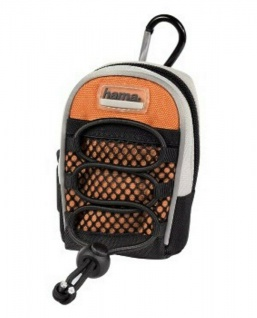 Hama Kameratasche Fancy Backpack Schütz-Hülle Bag Gürtel-Tasche Kamera