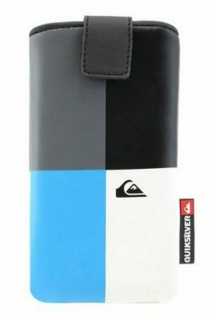 Quiksilver Pouch Tasche Case Etui Schutz-Hülle universal Apple Samsung HTC