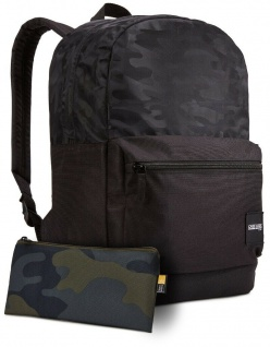 Case Logic Founder 26L Backpack Rucksack + Mäppchen Schul-Rücksack Schul-Tasche