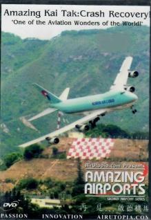 Amazing Kai Tak - Crash Recovery! One of the Aviation Wonders of the World