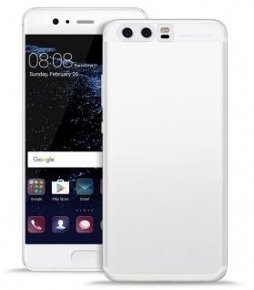 Puro Ultra Slim 0.3 Nude Cover Silikon Case Schutz-Hülle Klar für Huawei P10