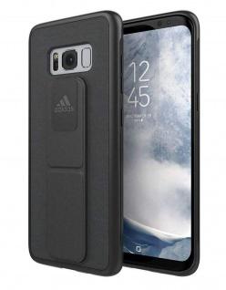 Adidas Grip Case Ständer Hard-Cover Tasche Schutz-Hülle für Samsung Galaxy S8 - Vorschau 2