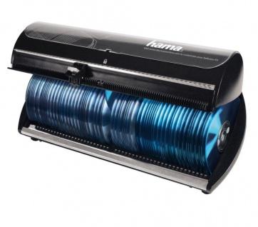 Hama Archivierungs-System Selector 100 FX 100x CD DVD BD Aufbewahrung Archiv-Box