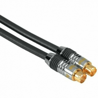 ProClass HQ 10m S-VHS-Kabel S-Video SVHS-Kabel 4 pol. DIN für TV LCD LED Plasma