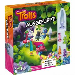 Hasbro Trolls Ausgeflippt Kinder & Familie Gesellschaftsspiel Brettspiel 5048779