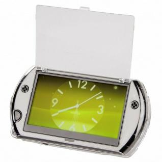 Hama Crystal Case Box Tasche Schutz-Hülle klar für Sony PSP GO PSPGO Konsole