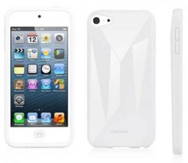 Macally Hülle Cover Case Tasche Hard-Case Etui Schale für Apple iPod Touch 5 5G