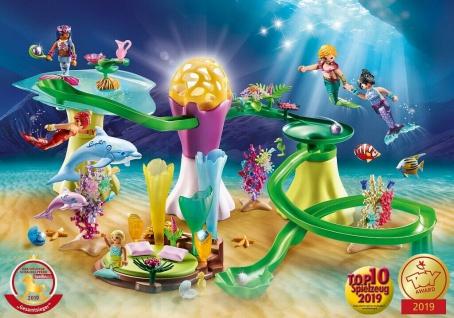 Playmobil 70094 Korallenpavillon Kugelbahn Perlenspiel Meerjungfrauen Paradies