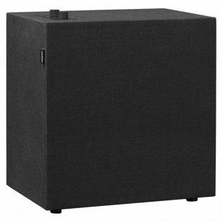 Urbanears Baggen Multi-Room WIFI Lautsprecher Black WLAN Bluetooth Speaker Boxen
