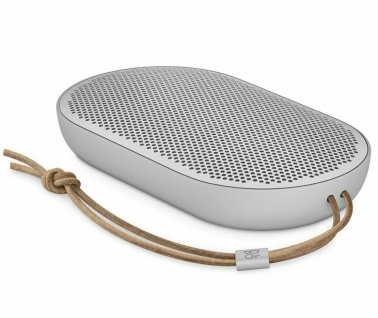 B&O Play by BANG & Olufsen Beoplay P2 Natural Bluetooth Lautsprecher Touch Boxen