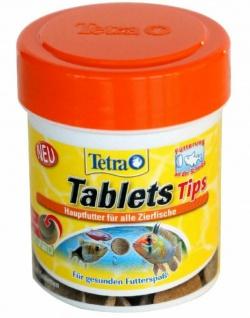 Tetra Tips 450x Futter-Tabletten Fisch-Futter Zierfischfutter Hafttabletten Tabs - Vorschau 3
