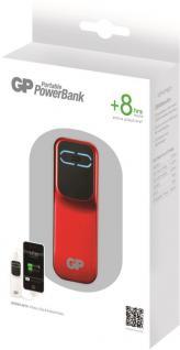 GP 2000mAh Power-Bank Externer Akku USB Ladegerät für Universal Handy Smartphone - Vorschau 2