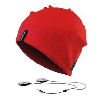 Aerial7 Kopfhörer Mütze Sport Beanie integriertes Headset 3, 5mm Klinke Handy MP3