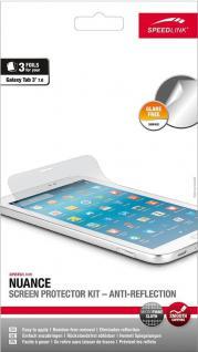 Speedlink 3x Display-Folie Schutz-Folie matt für Samsung Galaxy Tab 3 7.0 7 Zoll