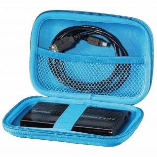 """Hama Tasche Hard-Case 2, 5"""" HDD externe Festplatte Festplatten-Tasche Etui Hülle - Vorschau 2"""