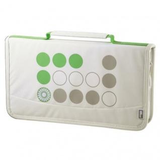 aha 64er CD DVD Blu-Ray Tasche Ball Wallet Case Aufbewahrung Hülle Mappe Box Bag