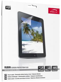 Speedlink Display-Schutzfolie Folie für Apple iPad 4/3/2/1 4G/3G/2G/1G Display