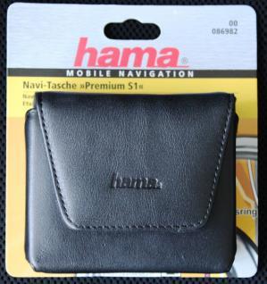 "Hama Bag Navi-Tasche 3, 5"" für Medion GoPal E3135 3132 3210 Falk R300 R350 Etui"