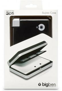 BigBen Sujiao Case Hart-Tasche Schutzhülle Etui Koffer für Nintendo 3DS