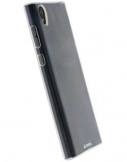 Krusell Cover Hard-Case Schale Schutz-Hülle Tasche Bumper für Sony Xperia L1