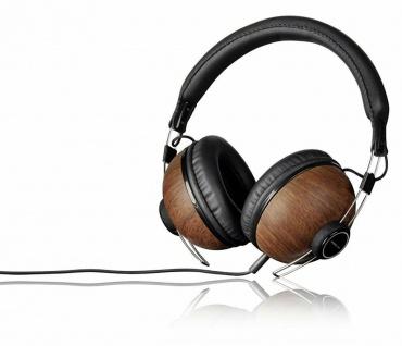 Speedlink BAZZ Holz Headset Mikrofon Kopfhörer für Apple iPhone 6S 6 SE 5S 5 5C