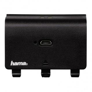 Hama Dual Ladestation Charger + 2x Akku für XBOX One Controller Docking Game-Pad - Vorschau 5
