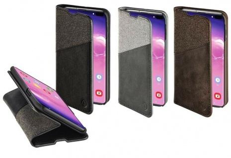 Hama Gentle Booklet Klapp-Tasche Hülle Case Flip-Cover für Samsung Galaxy S10+