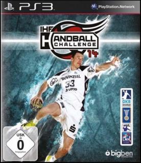 IHF Handball Challange 14 2014 Sport Spiel Deutsch für Sony Playstation 3 PS PS3